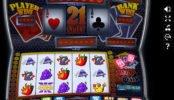 A Slot 21 online nyerőgép képe