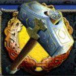 Scatter szimbólum a Thor´s Hammer nyerőgépből