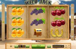 Wild Jack nyerőgépes játék pénzbefizetés nélkül