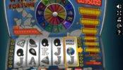 Pénzbefizetés nélküli Win a Fortune online nyerőgép