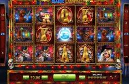 A Dark Carnivale online játékgép képe