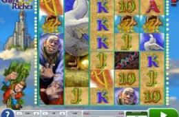 Nyerőgépes online játék Giant Riches szórakozáshoz