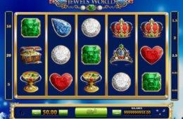 Jewels World online ingyenes játék