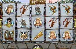 Regisztráció nélkül játszható Legendlore online nyerőgép