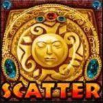 Scatter szimbólum - Lost City of Incas ingyenes online játékgép