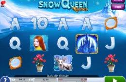Snow Queen Riches ingyenes online nyerőgép