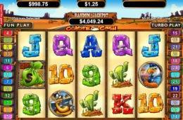 Letöltés nélkül játszható Coyote Cash online nyerőgép