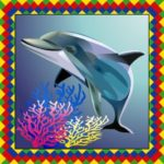 Wild symbol of casino free game Crystal Waters