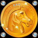 Scatter ikon – Ingyenes nyerőgépes játék Derby Dollars