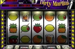 Dirty Martini online ingyenes nyerőgépes játék szórakozáshoz