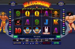 Pénzbefizetés nélküli El Luchador ingyenes online nyerőgép