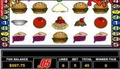 A Food Fight ingyenes online játék képe