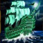 A Ghost Ship ingyenes nyerőgépes játék scatter szimbóluma