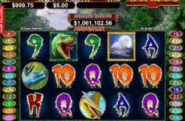 Megasaur befizetés nélkül játszható ingyenes nyerőgép