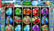 Casino nyerőgépes játék Return of the Rudolph online