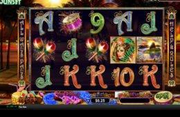 Online kaszinó játék Samba Sunset