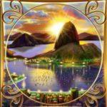 Befizetés nélküli Samba Sunset online nyerőgép- scater ikon