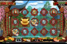 Online nyerőgépes játék God of Wealth szórakozáshoz