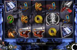 Játssz a Ming Warrior onlin nyerőgépes játékkal