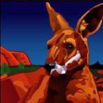 A Red Sands online nyerőgépes játék vad szimbóluma