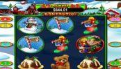 Ingyenes casino játék Santastic