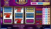Casino online nyerőgép 10x Play ingyenes