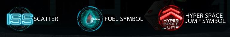A 2027 ISS ingyenes casino nyerőgép speciális szimbóluma