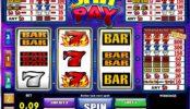 Casino online nyerőgép 3 Hit Pay befizetés nélkül
