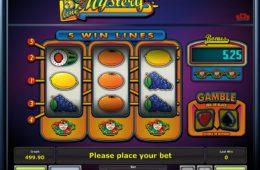 A 5 Line Mystery online casino játék képe