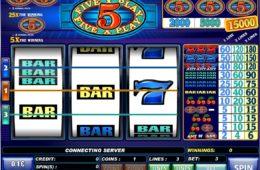 Casino ingyenes játék 5x Play