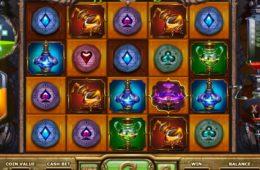 Casino online nyerőgép Alchymedes szórakozáshoz