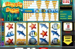 Casino online nyerőgép Aquatic befizetés nélkül