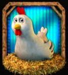 Scatter ikon - Barnyard Bonanza online ingyenes nyerőgépes játék