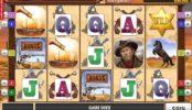 Cowboy Treasure online nyerőgép játék szórakozáshoz