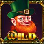 Az Emerald Isle ingyenes casino játék vad ikonja