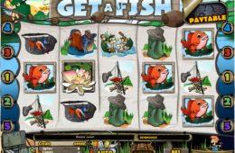 Regisztráció nélküli Get a Fish nyerőgép