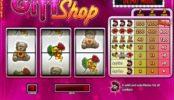 Online nyerőgépes játék Gift Shop ingyenes