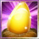 Jack´s Beanstalk nyerőgép Golden Egg bónusz szimbólum