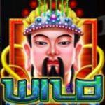 Az Emperor King Strike online játék vad ikonja