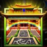 Scatter a Jade Emperor King Strike online casino nyerőgépes játékból