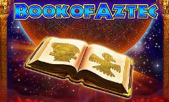 Kép a Book of Aztec című nyerőgépes játékból