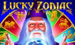 A Lucky Zodiac nyerőgép képe