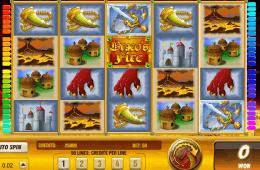 Darmowa gra hazardowa Draco´s Fire online