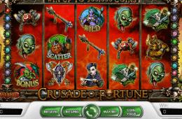 Darmowa gra slotowa Crusade of Fortune online