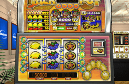 Darmowy automat Jackpot 6000 online