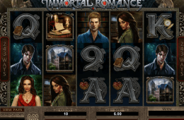 Darmowa gra kasynowa Immortal Romance online