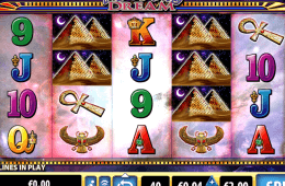 Darmowa gra kasynowa Pharaoh´s Dream online