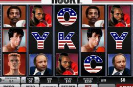 Darmowy automat do gier Rocky online
