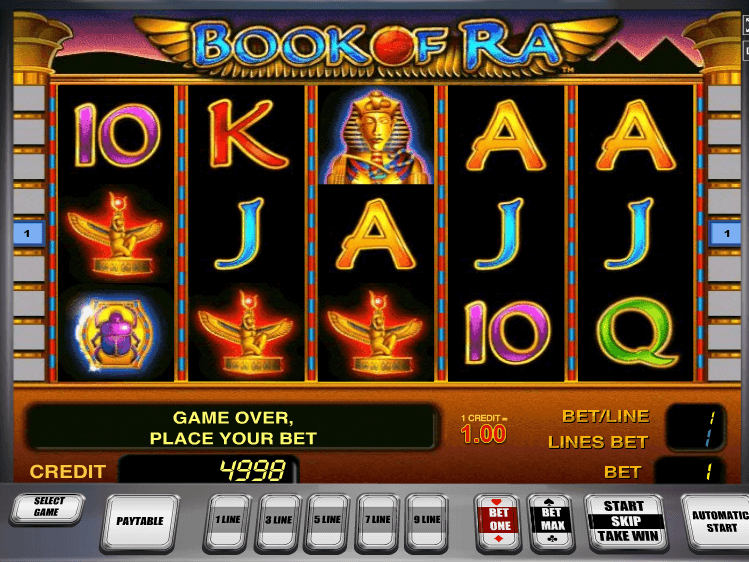 Spiele The Book - Video Slots Online
