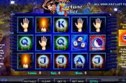 Darmowa gra kasynowa Fortune Teller online